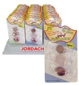 180 Units of JORDACHE LIP GLOSS 3 PACK CHOCOLATE FLAVORED