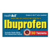 24 Units of IBUPROFEN 30 TABLETS 200 MG COMPARE TO ADVIL - Pain and Allergy Relief