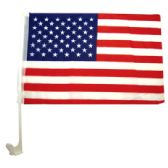 72 Units of USA CAR FLAG 19 X 12 INCH