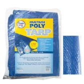 12 Units of POLY TARP 8 X 6 FOOT HEAVY DUTY - Tarps