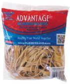 90 Units of ADVANTAGE RUBBER BANDS 2 OZ ASSORTED SIZES MADE IN USA - Rubber Bands