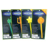 80 Units of GLOW WANDS ASSORTED SHAPES AXE/ PITCH FORK/STAR/PUMPKIN PREPRICED $1 - Kitchen Gadgets & Tools