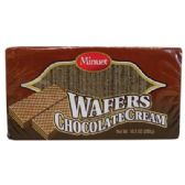 24 Units of MINUET WAFERS 10.5 OZ CHOCOLATE CREAM - Food & Beverage