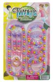 24 Units of JEWELRY PLAY SET 7 PIECES - GIRLS TOYS