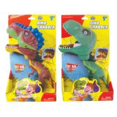 15 Units of DINO GRABBER W/LIGHT AND SOUND PRE PRICED $9.99 FOR AGES FOUR AND UP BATTERIES INCLUDED! 2 COLORS AVAILABLE - Animals & Reptiles