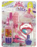 24 Units of BEAUTY SET 8 PIECES ASSORTED - GIRLS TOYS