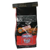 6 Units of KINGSFORD INSTANT CHARCOAL BRIQUETS 3.1 LB NO LIGHTER FLUID NEEDED - Bbq Supply