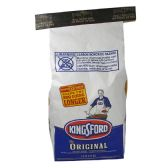 6 Units of KINGSFORD CHARCOAL BRIQUETS 3.9 LB THE ORIGINAL - BBQ supplies