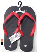 24 Units of MEN'S FLIP FLOP ASSORTED SIZES 8-13 AND COLORS - Men's Flip Flops & Sandals