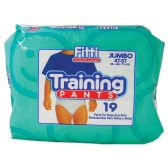 4 Units of Fittti Training Pants -19 Count - Baby Beauty& Care Items