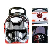 12 Units of METAL LUNCH BOX LARGE STAR WARS - Lunch Bags & Accessories