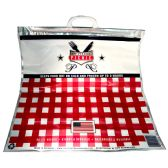 50 Units of THERMAL PICNIC BAG INSULATED HOT/COLD 20 X 20 X 7 INCHES - Storage Holders and Organizers