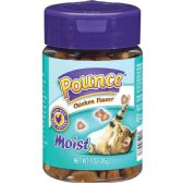 10 Units of POUNCE CAT TREATS- CHICKEN FLAVOR 3 OZ - PET CHEW/MUNCHIES/RAWHIDES/STICKS