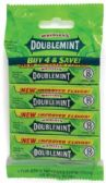 40 Units of WRIGLEY'S GUM 4 PACK DOUBLEMINT - Food & Beverage
