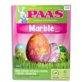 30 Units of PASS MARBLE EGG DECORATIONING KIT PRE-PRICED $3.99 - EASTER