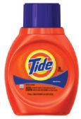 6 Units of TIDE LIQUID LAUNDRY DETERGENT 25 OZ 16 LOADS ORIGINAL - Cleaning Products