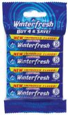 40 Units of WRIGLEY'S GUM 4 PACK WINTER FRESH - Food & Beverage