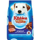 4 Units of KNB ORIGINAL 3.5 LB DRY DOG FOOD - PET CHEW/MUNCHIES/RAWHIDES/STICKS