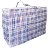 36 Units of LAUNDRY BAG 29 X 20 X 11 IN ASSORTED COLORS - Laundry  Supplies