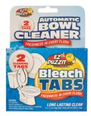 24 Units of AUTOMATIC BOWL CLEANER 2 PACK 1.75 OZ EACH WITH BLEACH - Cleaning Products