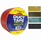 54 Units of MULTI COL DUCT TAPE 1.89INX10YD - Tape
