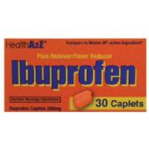 24 Units of IBUPROFEN 30 CAPLETS 200 MG COMPARE TO MOTRIN - Health / Beauty