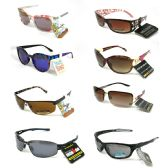 72 Units of SUNGLASSES ASSORTED STYLES AND BRANDS FOR MEN AND WOMEN - Sunglasses