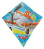 30 Units of SKY DIAMOND POLY KITE 23 ASTD LICENSED DESIGNS MADE IN THE USA - SUMMER TOYS