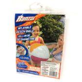12 Units of BANZAI BEACH BALL INFLATABLE 16 AGE 3+
