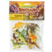 48 Units of DINOSAURS PLASTIC 2 12PK - Animals & Reptiles