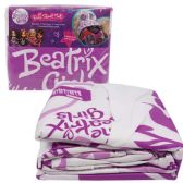 2 Units of BEATRIX GIRLS-BED SHEET SET-FULL SIZE 4 PC SET - Bed Sheet Sets