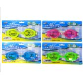 36 Units of SWIM GOGGLES ASTD COLORS - SUMMER TOYS