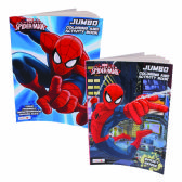 72 Units of SPIDERMAN COLORING BOOK 96PG 7.5x10.75 - Coloring & Activity Books