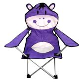 6 Units of CAMPING CHAIR FOR KIDS 26 X 14 X 14 DONKEY DESIGN - Camping Gear
