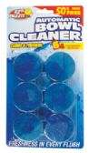 36 Units of AUTOMATIC TOILET BOWL CLEANER 6 PACK 10.5 OZ TOTAL - Dinnerware > Bowls