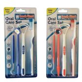 36 Units of FRSHE START ORAL CARE SET 2PC - Toothbrushes