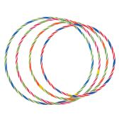60 Units of PRIDE FUN HOOPS ASTD COLORS IN - SUMMER TOYS