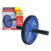12 Units of AB WHEEL BLUE - Workout Gear