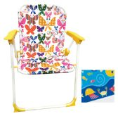 12 Units of BEACH CHAIR FOR KIDS ASTD DESIGNS - Outdoor Recreation