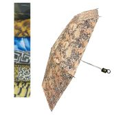 36 Units of UMBRELLA 3 FOLD 41 INCH ASSORTED DESIGNS - Umbrellas & Rain Gear