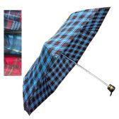36 Units of UMBRELLA 3 FOLD 41 INCH ASSORTED DESIGNS - Umbrella