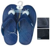 18 Units of MEN'S FLIP FLOP SANDAL ASSORTED SIZES 8-12 AND COLORS
