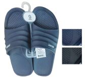 18 Units of MEN'S SLIDE SANDAL ASSORTED SIZES 8-12 AND COLORS