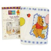 48 Units of POOH BABY CRIB DUST RUFFLE WAGON RIDE DESIGN