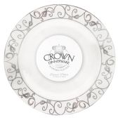 12 Units of CROWN DINNERWARE BOWL 12 OUNCE 10 PACK PLATINUM COLLECTION - Dinnerware > Bowls