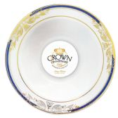 12 Units of CROWN DINNERWARE BOWL 12 OUNCE 8 PACK RENAISSANCE COLLECTION - Dinnerware > Bowls