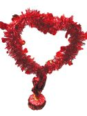 24 Units of VALENTINE CENTERPIECE 14 TINSEL
