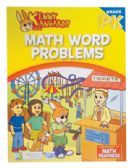48 Units of KENNY KANGAROO PRE-K WORK BOOK 32 PGS MATH WORD PROBLEMS PRE PRICED $2.97