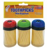 48 Units of SIMPLY KITCHENWARE TOOTHPICKS - Store