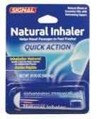 24 Units of NATURAL INHALER 500 MG  MADE IN USA